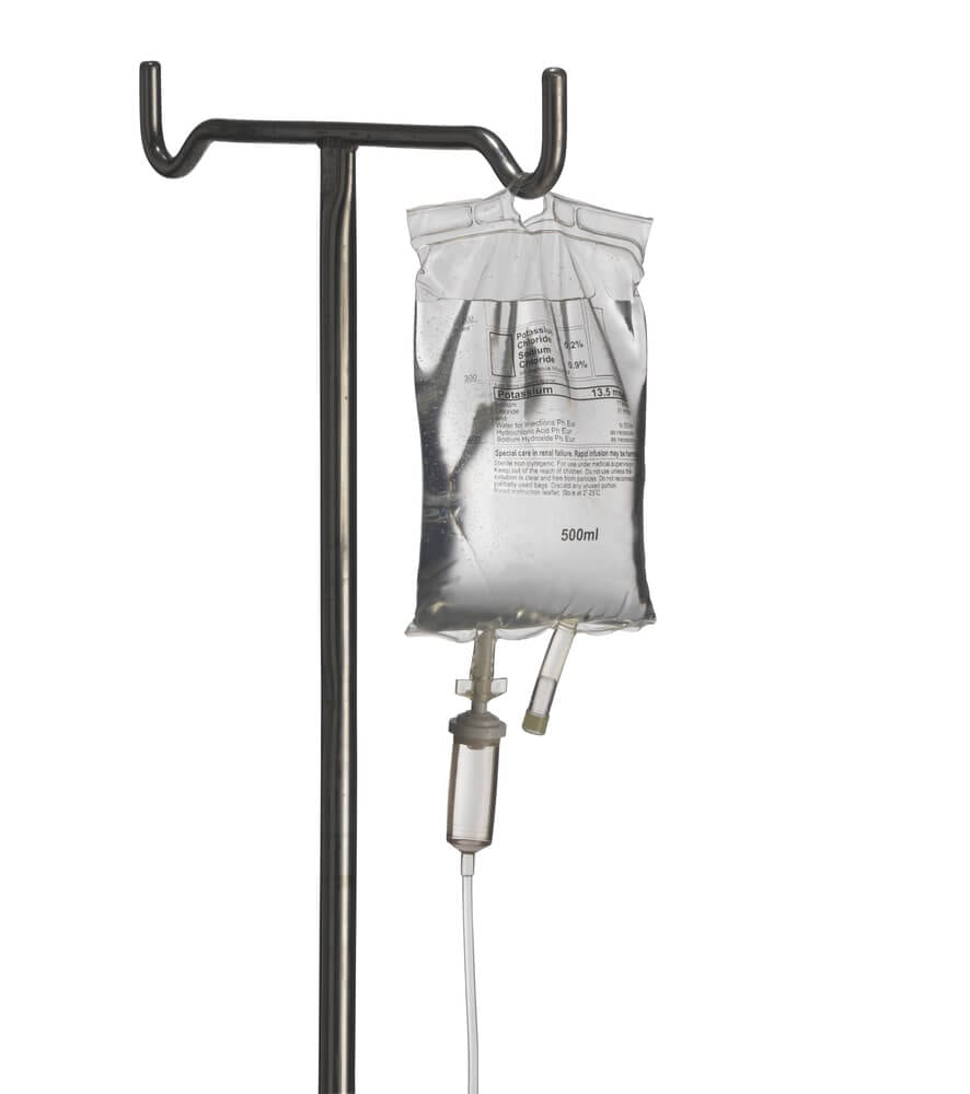 How Can An IV Infusion Help Me?