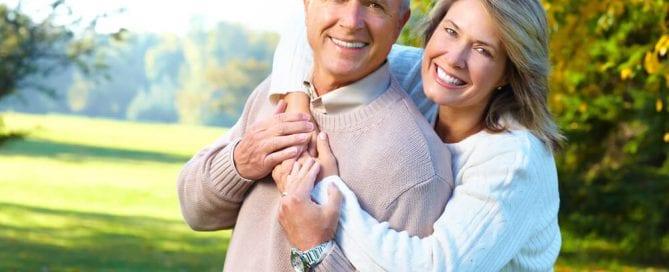 model older couple