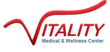 Vitality Medical & Wellness Center Logo