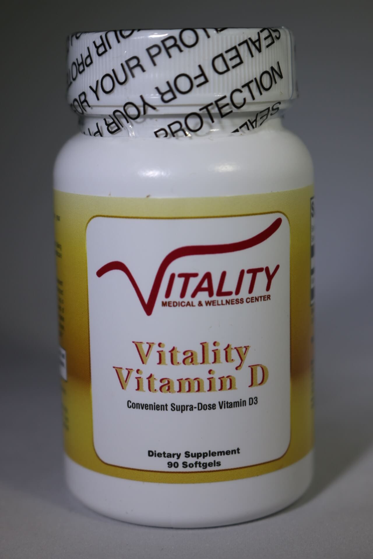 vitality vitamin d