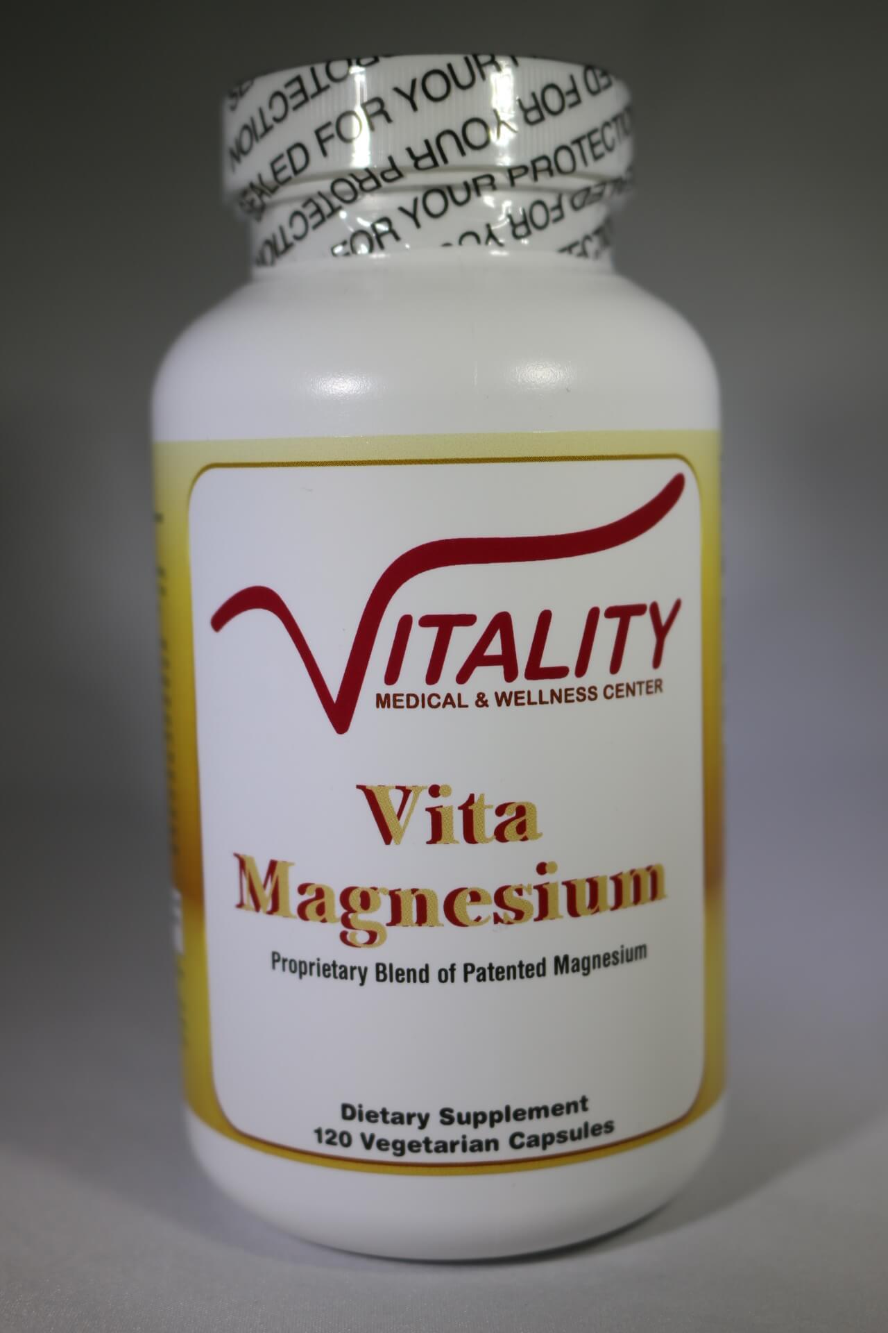 Vitality Vita Magnesium
