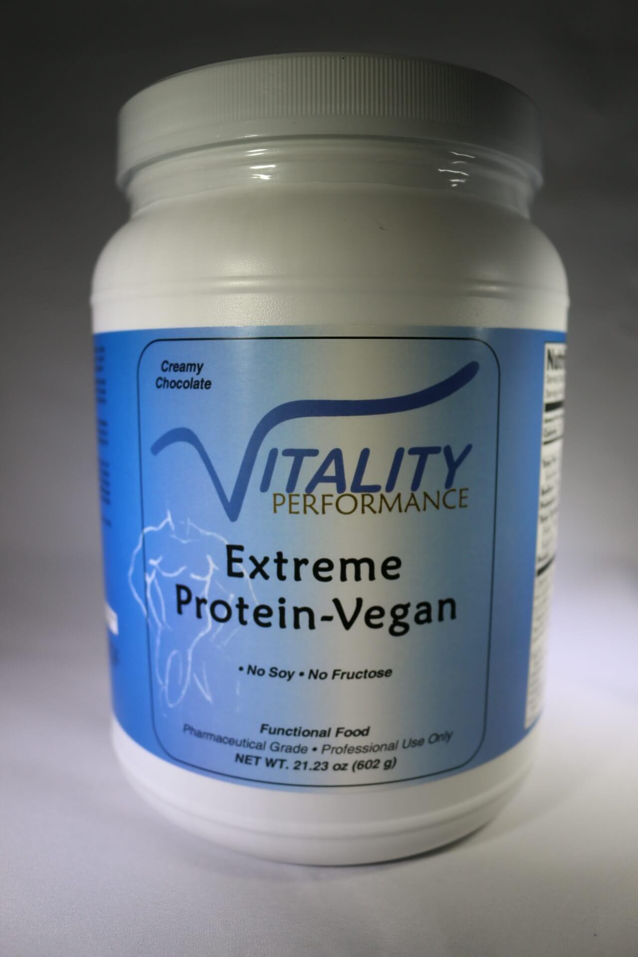 Vitality extreme protein-vegan