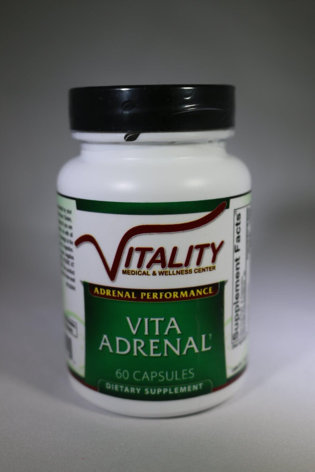 vitality vita adrenal