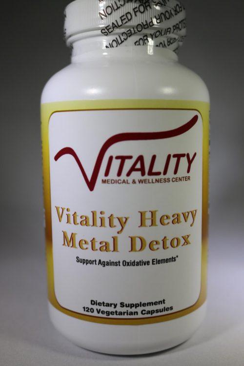 vitality heavy metal detox