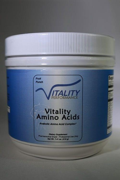 vitality amino acids