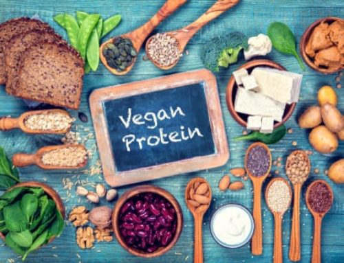 Protein and the Vegan Diet