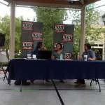 Dr. Cristy Thomas Live on KXNT 100.5FM - 5