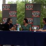 Dr. Cristy Thomas Live on KXNT 100.5FM - 3