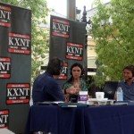 Dr. Cristy Thomas Live on KXNT 100.5FM - 6