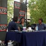 Dr. Cristy Thomas Live on KXNT 100.5FM - 2